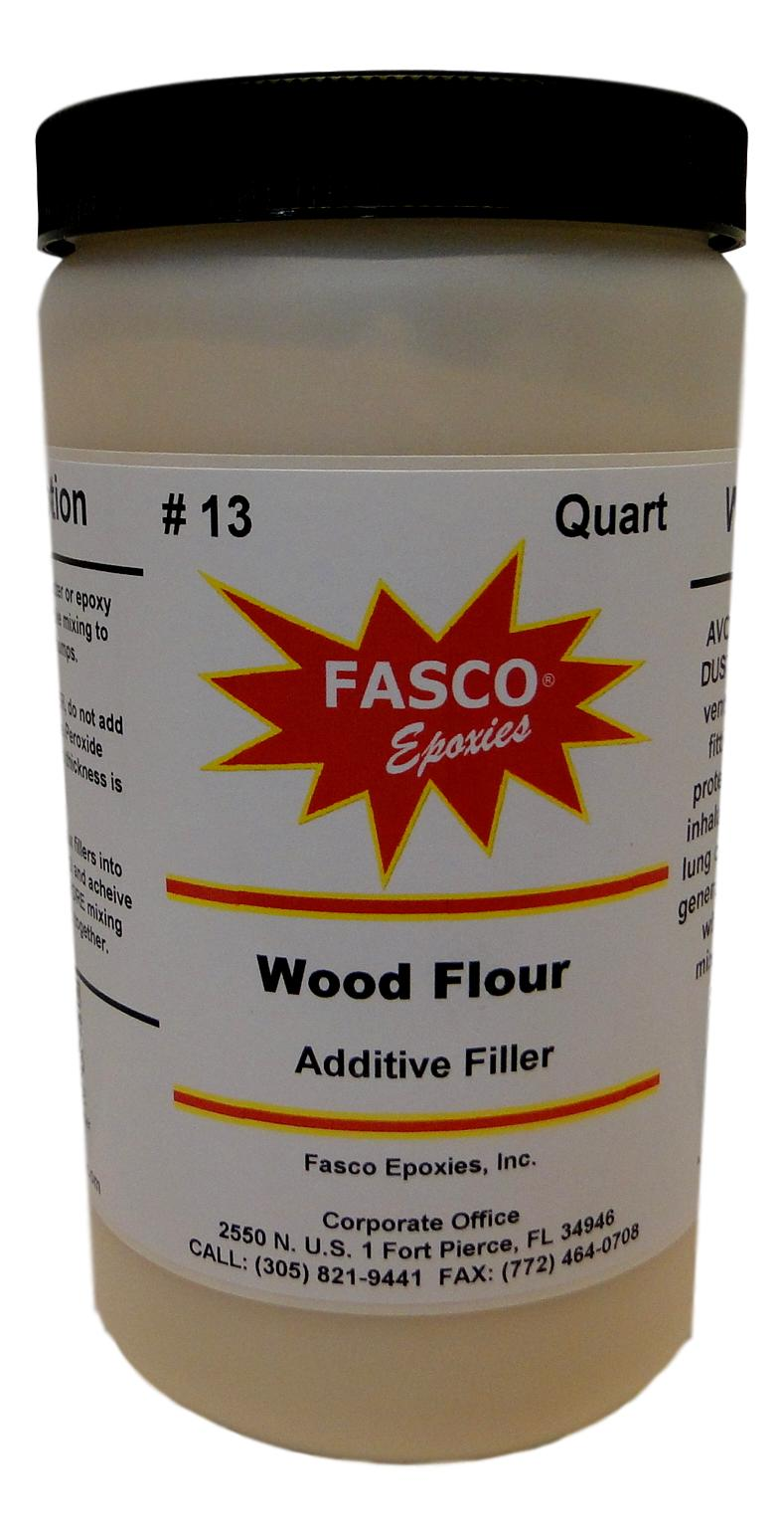 Wood Flour Additive