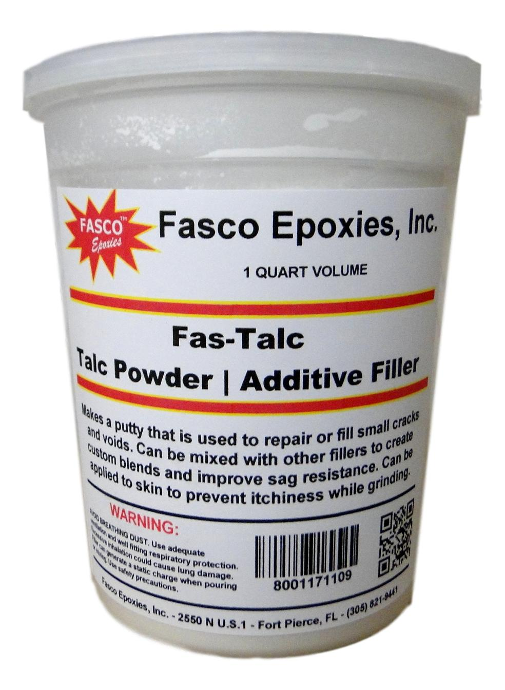 Fasco Talc Powder