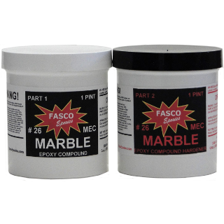 Fasco 26 MEC Marble Epoxy Compound