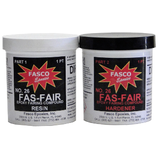 Fasco 26 Epoxy Fairing Compound