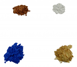 Fasco Pearlescent Powder Pigment